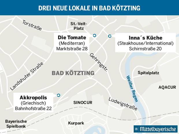 Bad Kötzting Restaurant