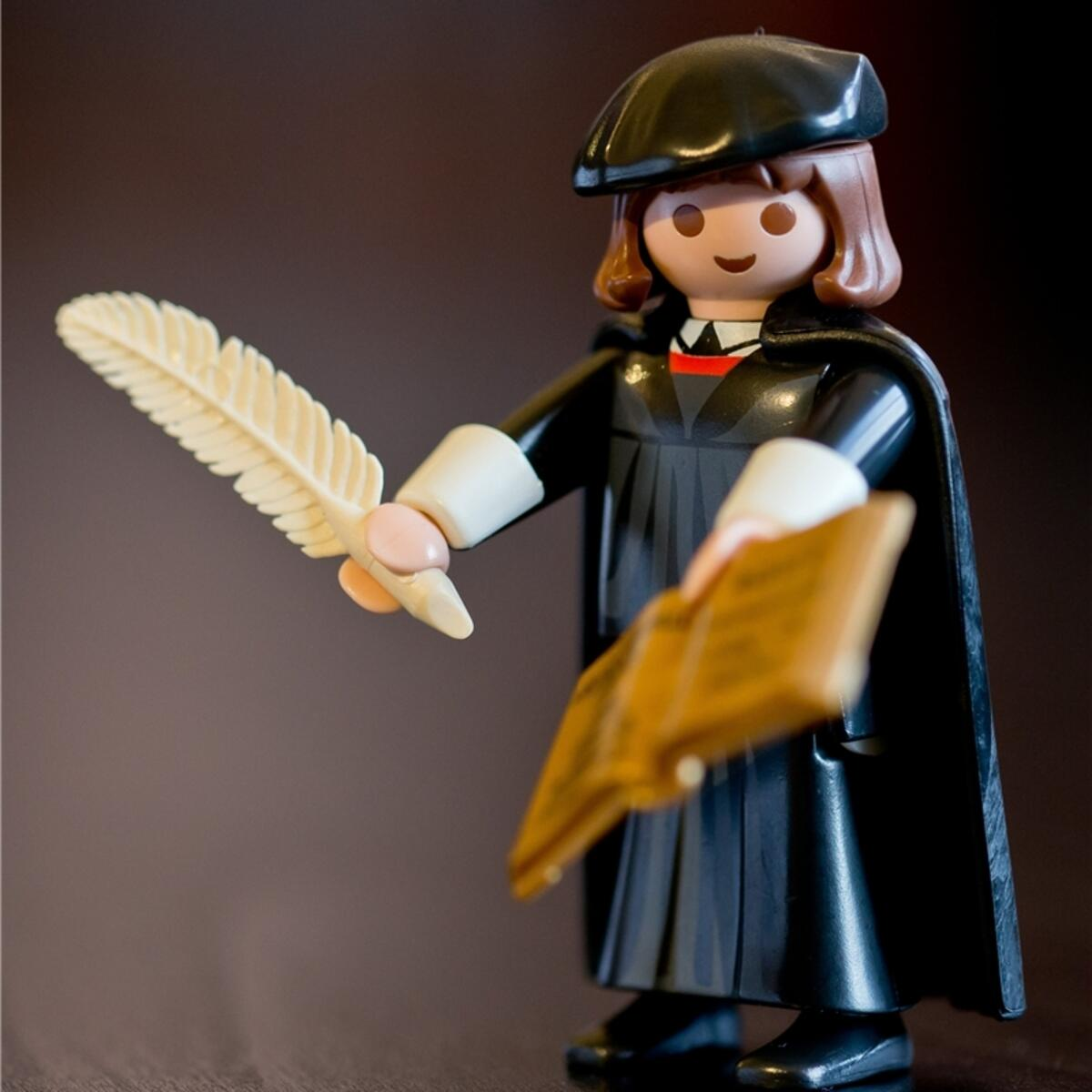 Playmobil Figur Martin Luther
