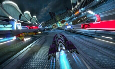 WipEout Omega Collection - Release-Termin angekündigt