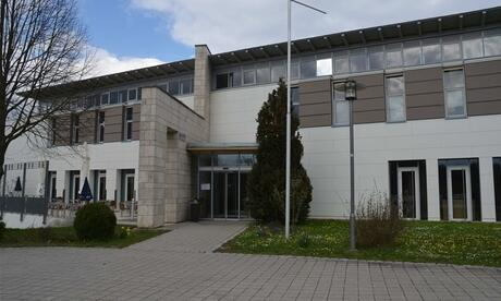 Die Kaiser-Therme in Bad Abbach Foto: Hueber-Lutz