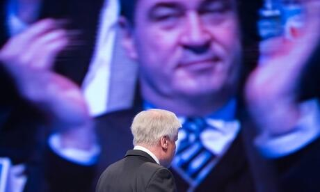 Junge Union fordert Neuanfang ohne Seehofer