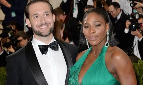 Serena Williams heiratet langjährigen Partner Alexis Ohanian