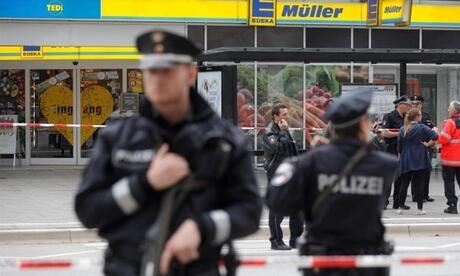 Mordprozess nach Messerattacke in Hamburger Supermarkt