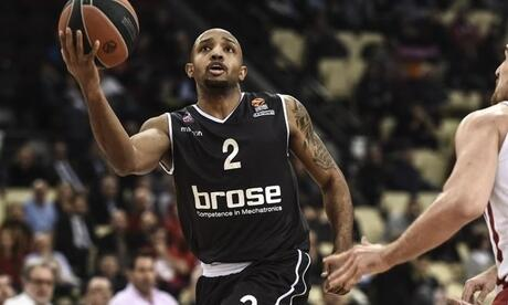 Ricky Hickman. Foto: Angelos Tzortzinis/Archiv