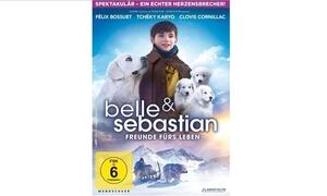 "DVD ""Belle & Sebastian 3 - Freunde fürs Leben"" Coverfoto: Ascot Elite Entertainment"