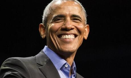 Barack Obama auf Platz 22 der R&B Billboard Charts